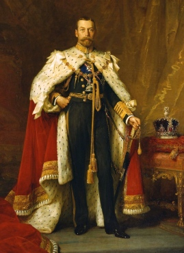 My man George V loooved to party.